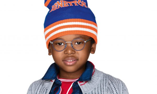 BENETTON'S FUNKY SPECS FOR BOYS