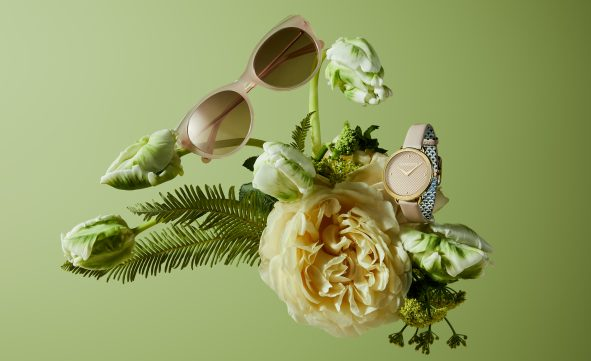 A MULTI-FACETED SUNGLASS COLLECTION BY TED BAKER FOR HER