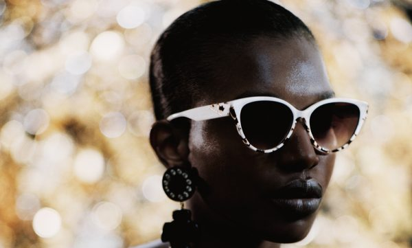 SLEEK, BOLD AND UNASHAMEDLY AVANT-GARDE: CHRISTIAN LACROIX SUMMER SHADES