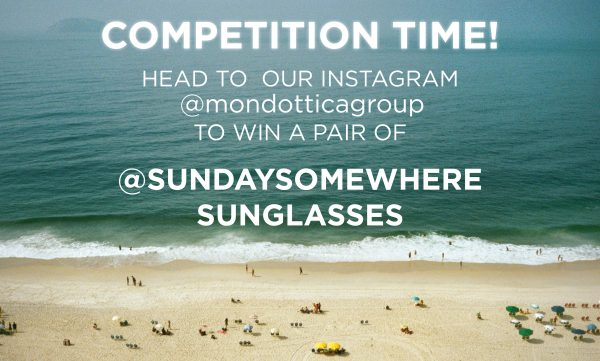A SUNDAY SOMEWHERE INSTAGRAM GIVEAWAY