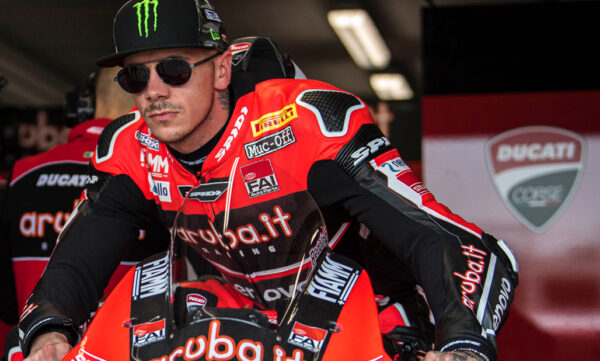 WELCOMING SCOTT REDDING TO THE DUCATI EYEWEAR TEAM