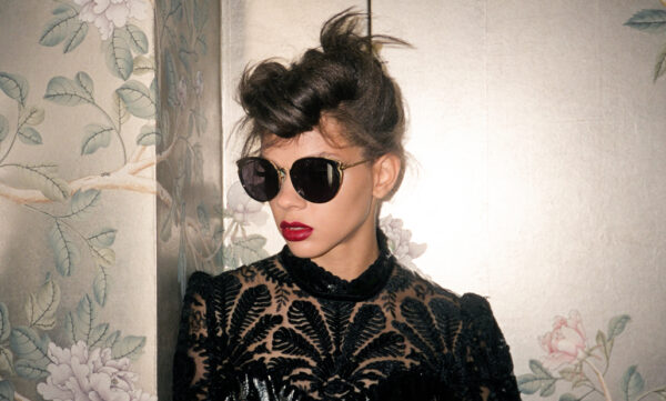 NOCTURNAL GLAM WITH ANNA SUI'S FW20 SUNGLASS EDIT