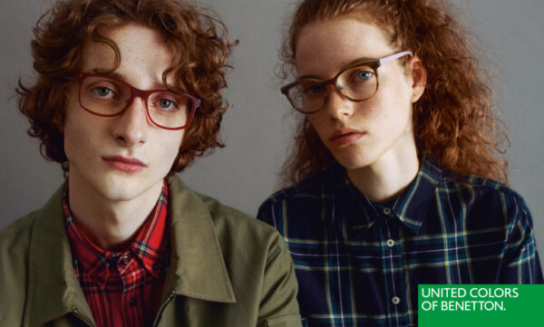 ADD A SPLASH OF COLOUR WITH UNITED COLORS OF BENETTON'S AW20 OPTICAL EYEWEAR