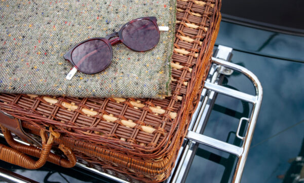 ADD A PICK-ME-UP WITH HACKETT SUNGLASSES
