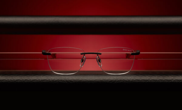 STYLE AND HIGH PERFORMANCE: THE DUCATI EYEWEAR OPTICAL COLLECTION