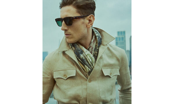 THE RAKE X HACKETT SIGNATURE EYEWEAR COLLECTION: THE ISLES OF MAN