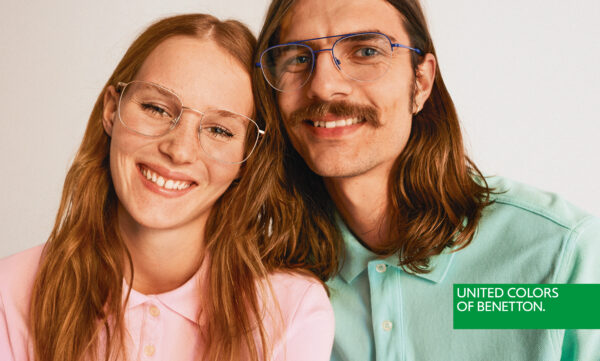 COLOUR POPS AND MINIMAL METALS – UNITED COLORS OF BENETTON'S SS21 SPECS