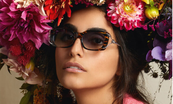 A FEAST FOR THE EYES: CHRISTIAN LACROIX'S SUN21 EYEWEAR COLLECTION