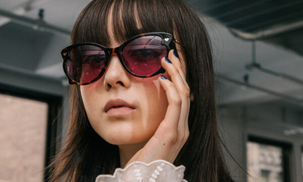 ENCHANTING SUNNIES IN ANNA SUI'S FW21 COLLECTION