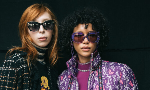 OUT-OF-THIS WORLD EYEWEAR IN ANNA SUI'S FW21 RANGE