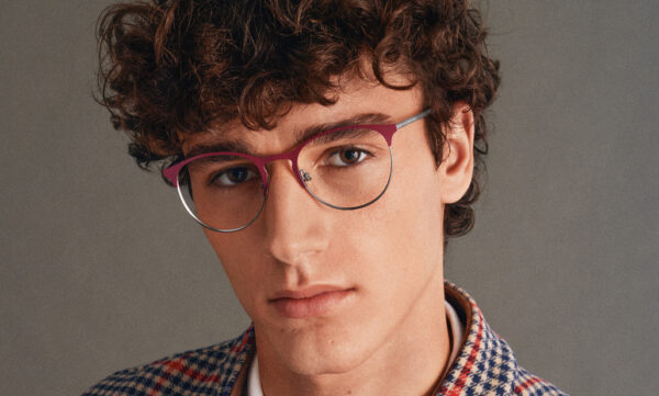 UNITED COLORS OF BENETTON'S AW21 COLLECTION: TIMELESS OPTICAL FRAMES FOR HIM
