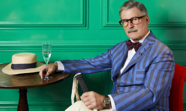 HEAD INTO THE FORTHCOMIING FESTIVE PERIOD WITH HACKETT'S SIGNATURE OPTICAL RANGE